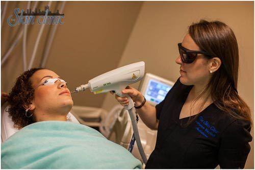 Fakten über Laser-Haarentfernung Behandlung