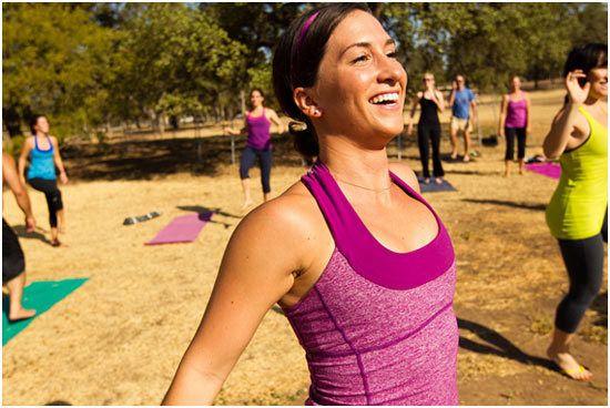 Lach-Yoga Vorteile