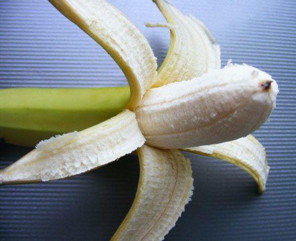 Banana Haarmaske Rezept