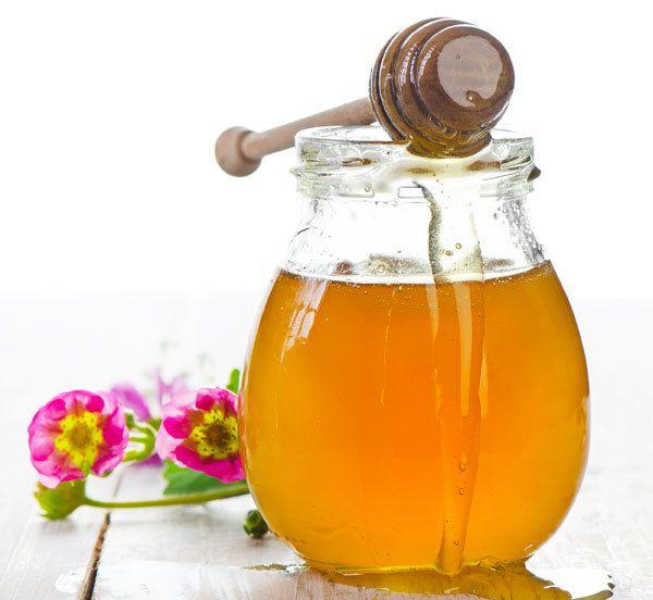 Honig für Banana Haarmaske Rezept