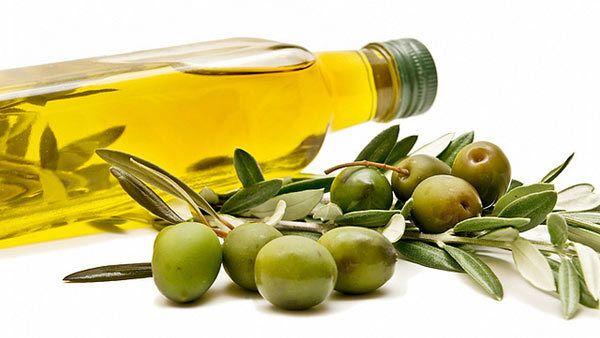 Olivenöl für Banana Haarmaske Rezept