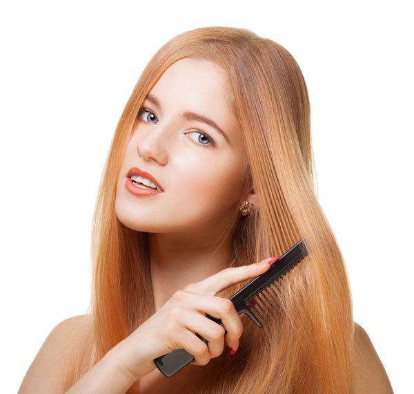 Comb Ihr Haar