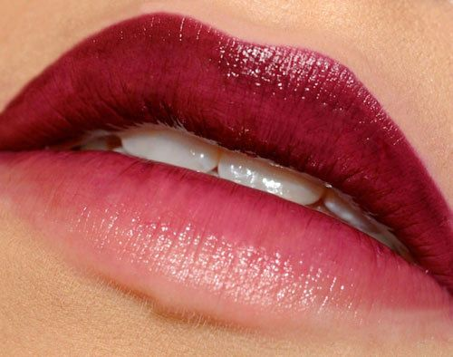 ombre Make-up