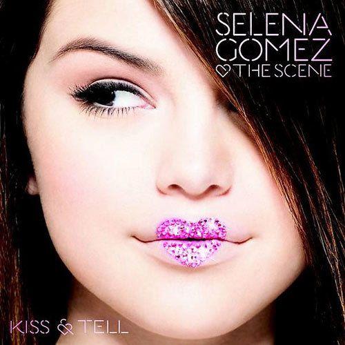 selena gomez kiss and album cover sagen