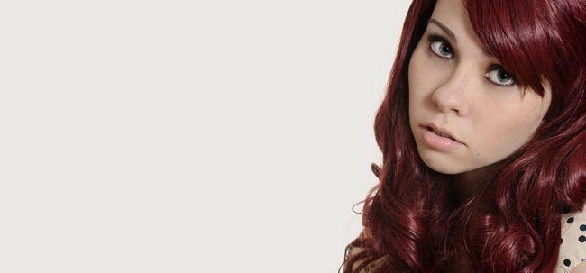Liebe Burgunder Haare? Diese 5 Wege wird Ihnen zeigen, wie Sie es bekommen leicht zu Hause Foto