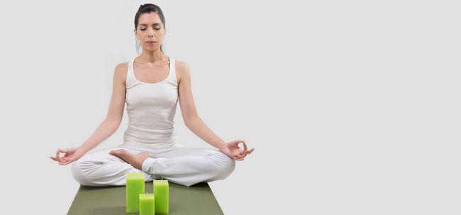 Meditationstechnik: Eine Einführung in die Wicca Meditation Foto
