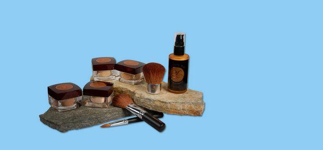 Mineral Make-up !! Foto