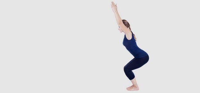 Moksha Yoga - How To Do und was sind die Vorteile? Foto