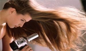 Muss Haarprodukte haben Foto