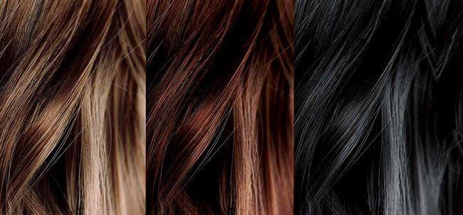 Neutral Haarfarbe Guide - Welche Farbe zu Ihnen passt die beste? Foto