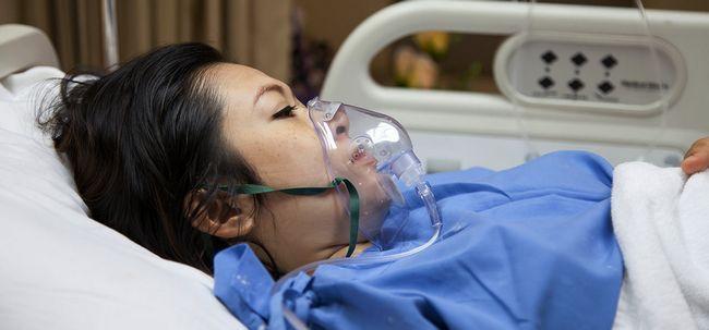 Sauerstoff-Behandlung für COPD - Alles, was Sie wissen sollten Foto