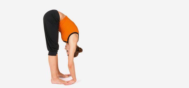 Padangusthasana / Big Toe Pose - How To Do und was sind die Vorteile? Foto