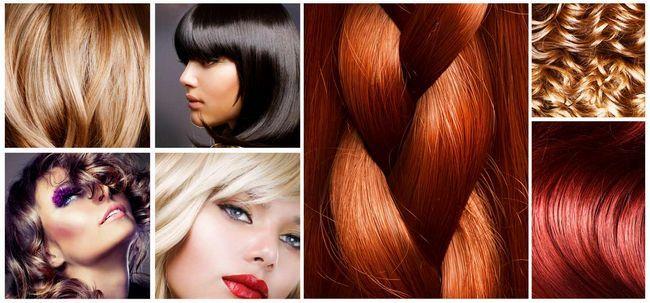 Dauerhafte Haarfarbe - Was ist das und wie funktioniert es und was sind die Vorteile? Foto