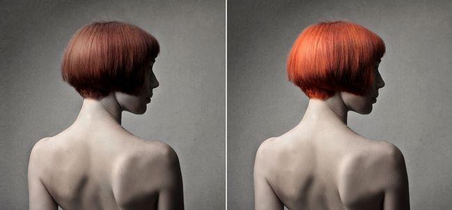 Red Hair Color Guide - Welche Farbe passt Ihnen die besten? Foto