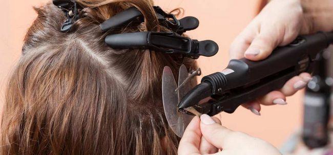 Remy Hair Extensions - Was ist das und wie es zu benutzen? Foto