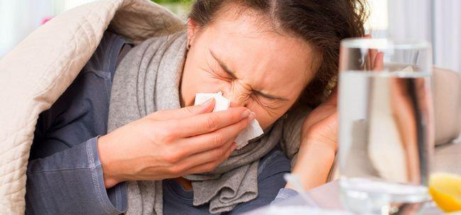 Saisonale Krankheiten und Vorsichtsmaßnahmen Foto