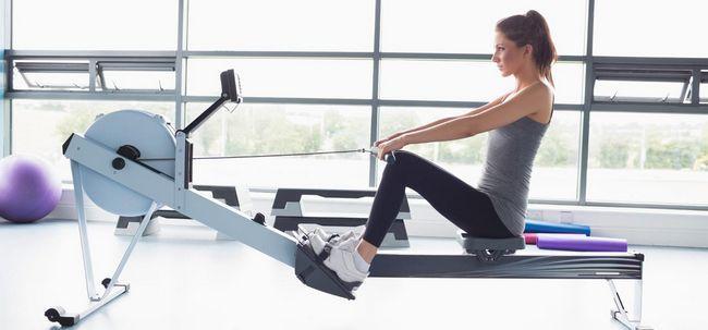 Sitzplätze Row Übung - How To Do und was sind die Vorteile? Foto