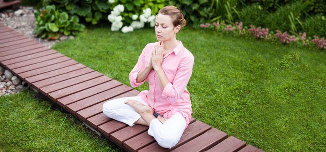 Geheimnisse der Kabbala Meditation: Diese Techniken versuchen, zu einem neuen Sie entdecken Foto