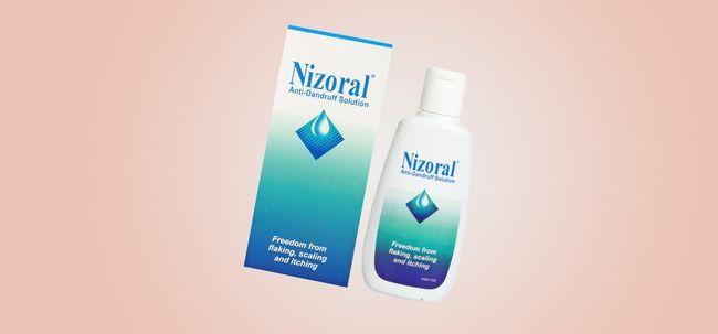 Nebenwirkungen von Nizoral Foto