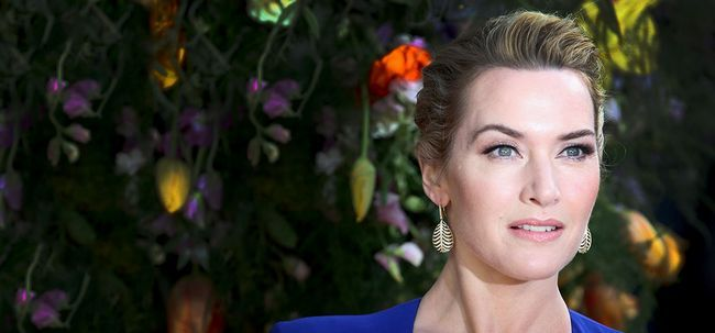Star Beauty Secret: Kate Winslet Foto