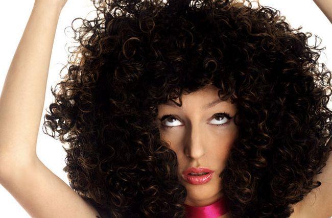 Kinky-Hair-