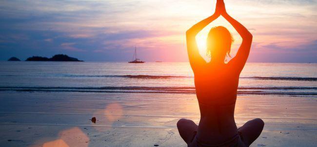 Supergehirn Yoga - How To Do und was sind die Vorteile? Foto