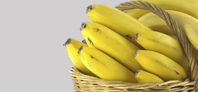 Die Bananen-Diät: Bananen für Weight Loss Foto