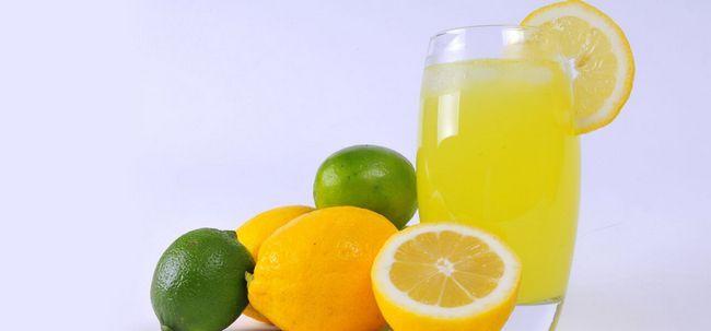 Die Limonade Detox Diät - ein einfaches Rezept für Weight Loss Foto