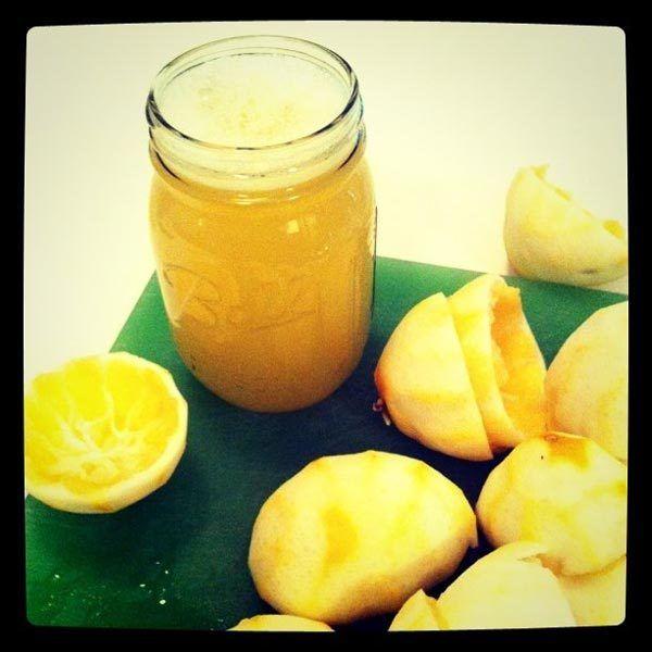 Zitrone Diät