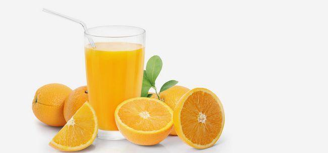 Der Orangensaft-Diät - alles was du wissen müssen Foto