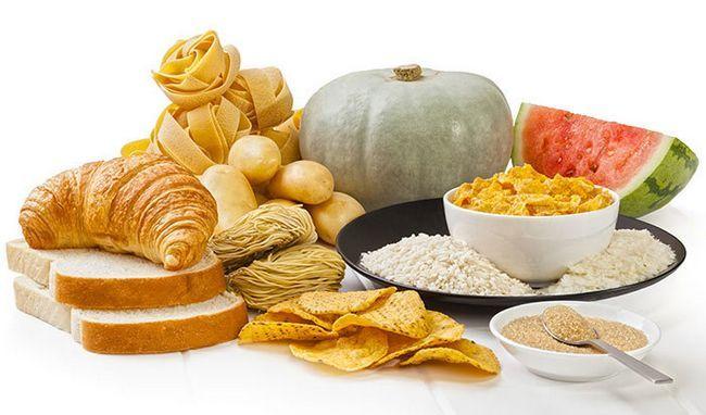 Liste der Kohlenhydrate