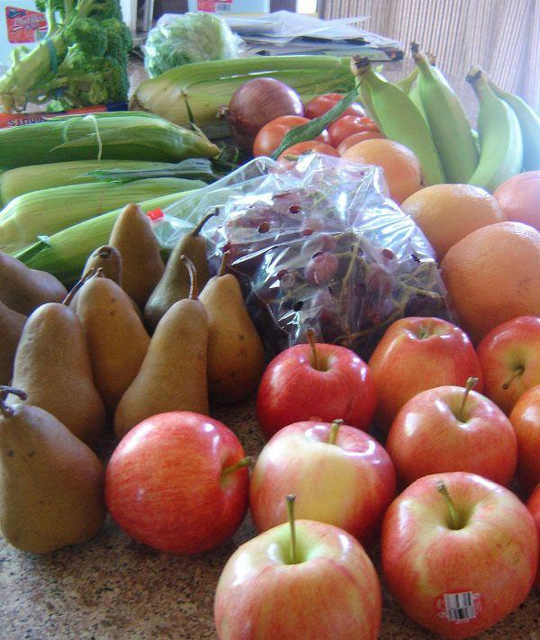 fettarme Ernährung Lebensmittel
