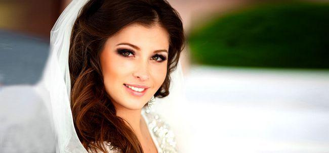 The Ultimate Hochzeit Makeup Guide für Braune Augen Foto