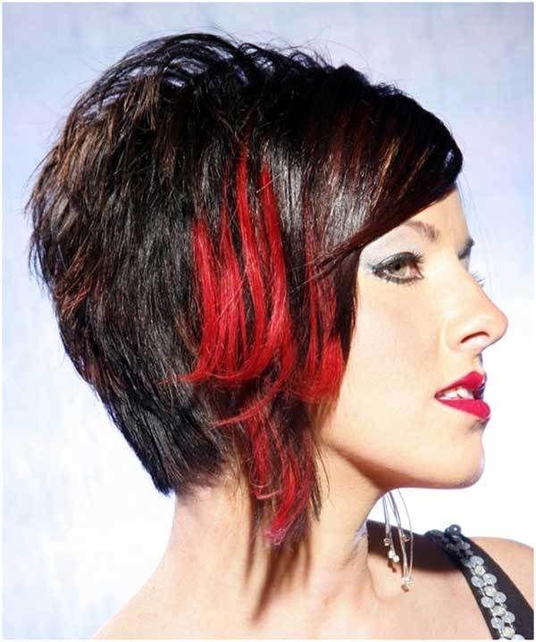Auburn Haarfarbe