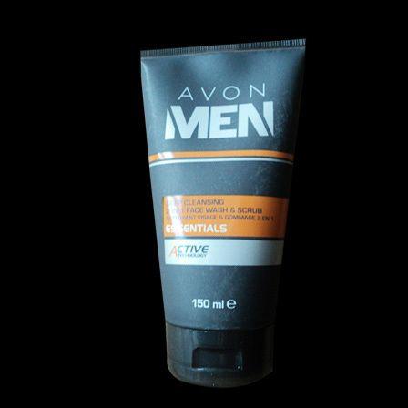 Avon Men Face Wash