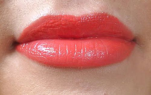 Bourjois sweet kiss Glanz saftige Mandarine
