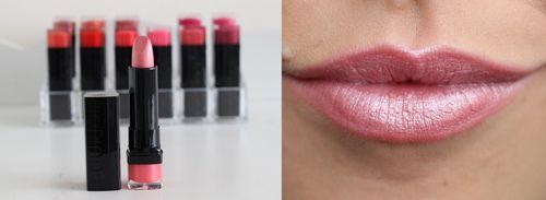Bourjois rouge Ausgabe Lippenstift Rose millesime