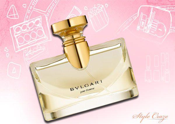 Bvlgari pour Femme perfume1