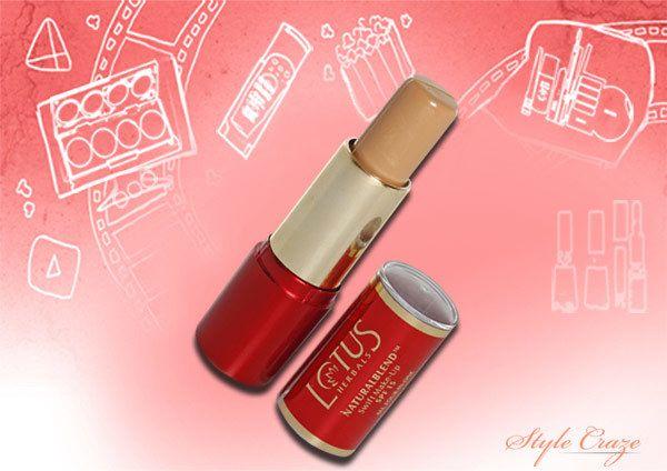 Lotus herbals natürliche Mischung swift Make-up-Stick Concealer
