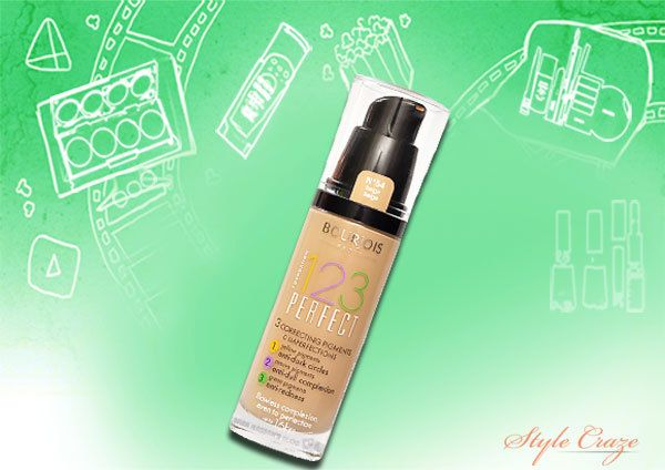 Bourjois 123 Perfekte Foundation