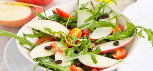 Top 10 Gesunde vegetarische Salat-Rezepte Foto