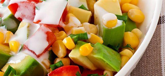 Top 10 Hausgemachte leckere und gesunde Vegetarische Rezepte sollten Sie versuchen, Foto