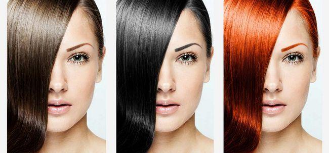 Top 10 Ideen für die Haarfarbe Höhepunkte Foto