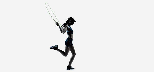 Top 10 Jump Rope Übungen Foto