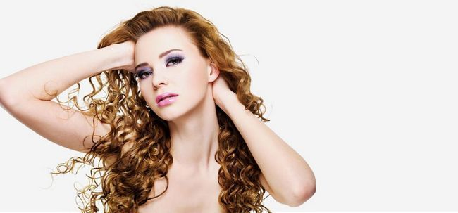 Top 10 Schöne Curly Lange Frisuren Foto
