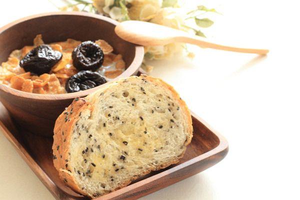 Corn Flakes und Französisch Toast
