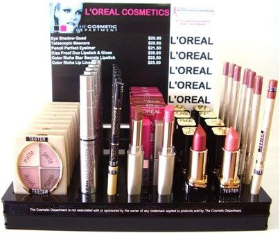 loreal Make-up-Kit