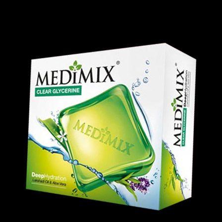 Medimix Klar Glycerin Natur Toning Soap