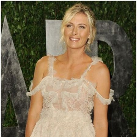 Maria Sharapova Vanity Fair-