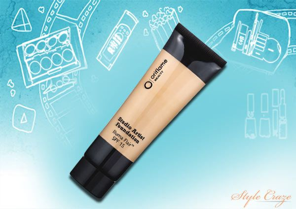 Oriflame Studio Artist Foundation